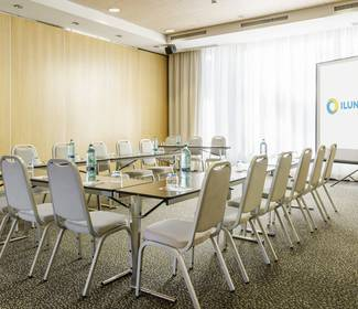 Meeting-rooms hotel ilunion alcalá norte madrid