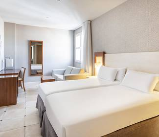 Chambre double standard hotel ilunion fuengirola