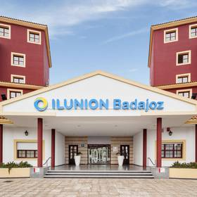 Hotel Ilunion Golf Badajoz In Badajoz Site Officiel