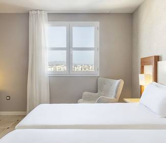 Chambre accessible hotel ilunion fuengirola